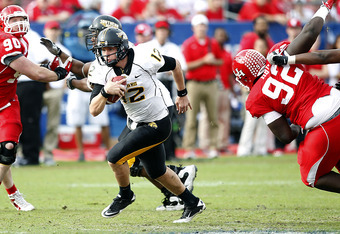 Austin Davis will probably have a big game statistically if Southern Miss is to win what is normally a high scoring bowl game.