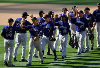 The Rockies look to do a whole lot of winning in the near future.