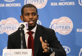 Chris Paul: Easily the best trade in franchise history. Now to hope he stays