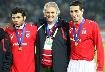 Aboutrika - Probably the best African never to feature in Europe.