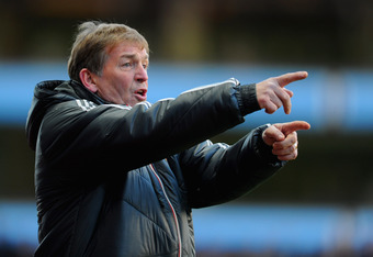 Liverpool Boss Kenny Dalglish Has Big Tactical Dilemma On His Hands
