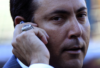 Ruben Amaro Jr. might be going for something else with this move