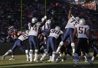 Despite losing to the Patriots, the Broncos still have a good chance to win their first AFC West title since 2005.