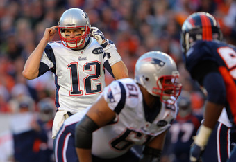 Could we see a Broncos-Patriots rematch in the playoffs?