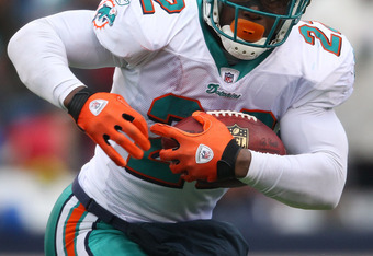 Reggie Bush has been a vital part of the Dolphins resurgence and a good performance by him in Week 17 could end the Jets season.