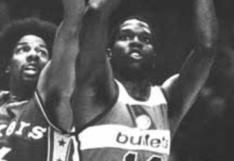Bobby Dandridge outplayed superstar Dr. J in the 1978 playoffs as the Bullets upset the Sixers.