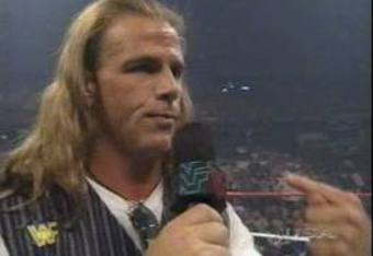 HBK's narcissistic behavior didn't amuse the Deadman