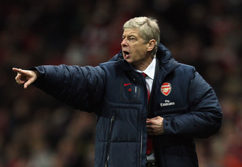 Nothing was wrong with Wenger's tactics