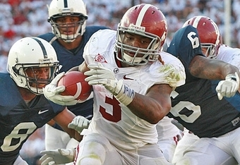 Alabama RB, Trent Richardson