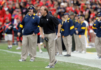 Dana Holgorsen looks to expound on a statement making first season in Morgantown with an Orange Bowl win over Clemson