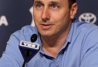 Brian Cashman, Yankee General Manager