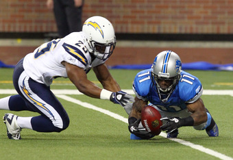 With the kind of season the Chargers have had, very few bounces have gone their way.