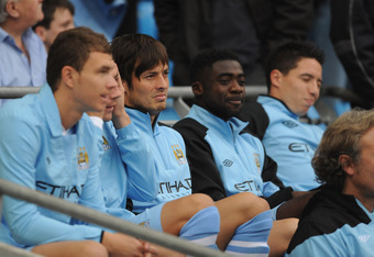 Manchester City have acquired some of the biggest stars in football since Abu Dhabi United Group bought the club in 2008