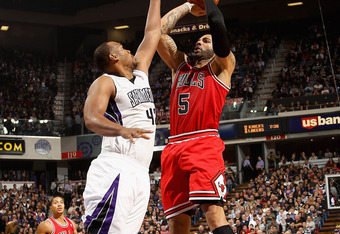 Boozer was clutch scoring two of his 16 points.