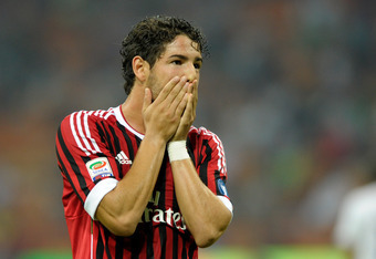 Pato: A steep price for van Persie's backup.