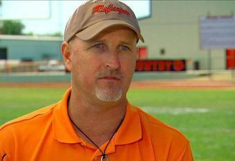 Jason Herring, HC of Refugio HS (Outside the Lines)