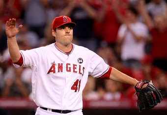 Lackey was a tenacious competitor when he was with the Angels, and a leader of the pitching staff...