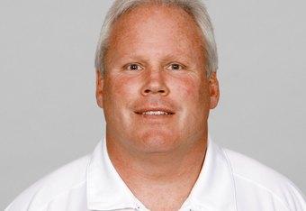 Defensive coordinator Chuck Bresnahan