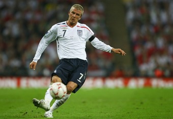 Beckham can be part of the Great Britain side in the Olympics
