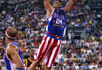 The Clippers are all Globetrotters...