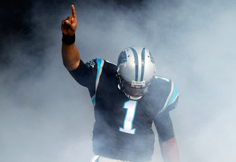 Cam Newton blew up the college football world, and is doing the same to the NFL record book.
