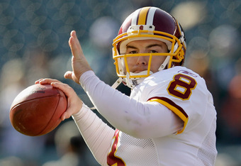 Rex Grossman throws too many interceptions, but he's not as bad as the Washington media and fans make him out to be.