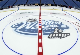 "Has the Winter Classic just been a ""presentation"" of the NHL from the start?"