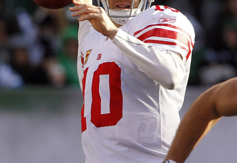 Eli Manning had a career-year in 2011, passing for 4,933 yards and 29 touchdowns.