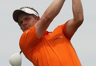 Luke Donald looks to carry on his impressive 2011 form into 2012