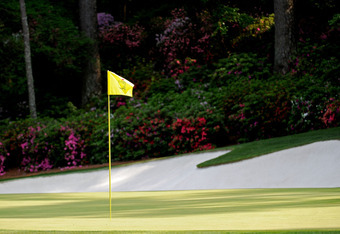 Who doesn't look forward to the Masters?