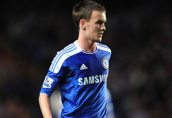 Josh McEachran looks to be a ready made replacement for Frank Lampard.
