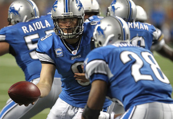 The Lions went UNDER the total against the Saints and Packers this season, and both games were indoors.