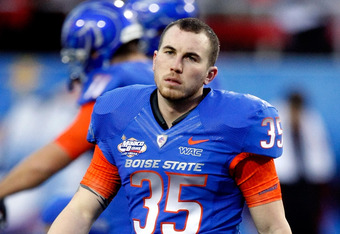 Former Boise State kicker Kyle Brotzman knows the undue backlash that Cade Foster suffered.