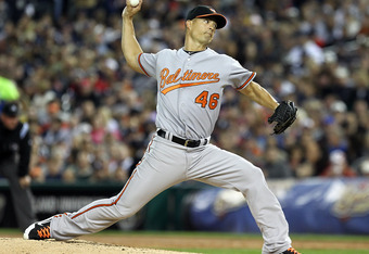 Jeremy Guthrie could help bring back some pieces to fix the Orioles.