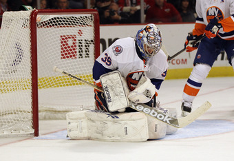 Rick DiPietro signed a 15 year deal and hasn't come close to living up to his contract.