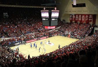 Players like freshman Trey Burke will get their first test inside Assembly Hall