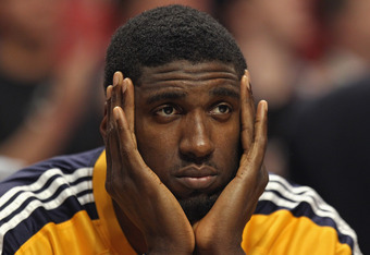 The The 7'2' Roy Hibbert will cause matchup problems with his size.