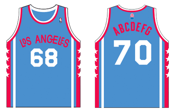 check out 80bac 084d7 los angeles clippers throwback jersey