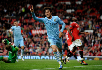 David Silva has been fantastic for Man City this season