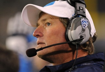 Former Washington and UCLA coach Rick Neuheisel