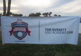 Coach Tom Burnett and Mother Sussana Rosswag staged a junior event like no other at the 2011 Gate American Junior.