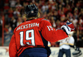 Nicklas Backstrom has been the Capitals' best player through 39 games, and the team needs him to return soon.