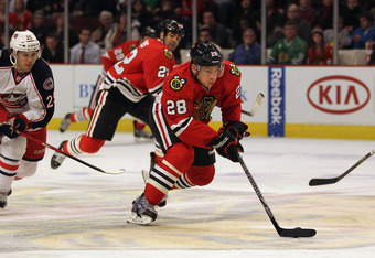 Ben Smith also scored in his first game back up with the 'Hawks.