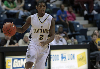 Chattanooga Walk-On Guard Dontay Hampton Provided Game-Winning Shot Against Appalachian State Last Saturday Night