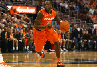 Dion Waiters has been Mr. Everything for the Orange