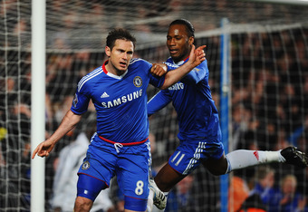 Lampard and Drogba remain Chelsea's go to men
