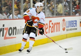 At least Cammalleri may be happier in Calgary, where he enjoyed his best season of his career in 2008-09.