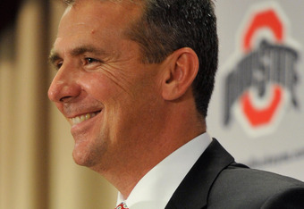 Will Urban Meyer be smiling in three weeks?