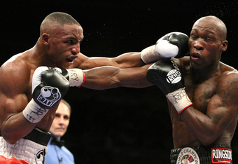 Devon Alexander, left, will fight Marcos Maidana on Feb. 25.