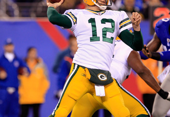 In what could be the game of the weekend, Green Bay vs. New York highlights a Divisional Round chalk full of regular season rematches.